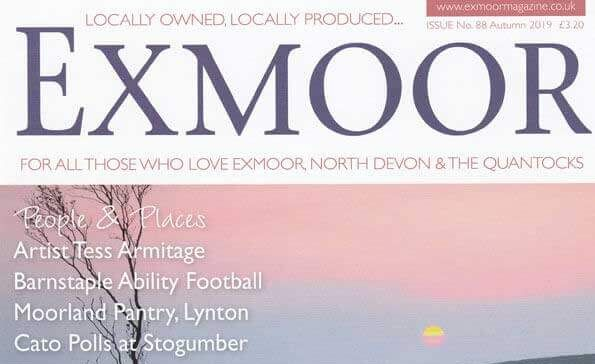 Exmoor Magazine 88 Cover