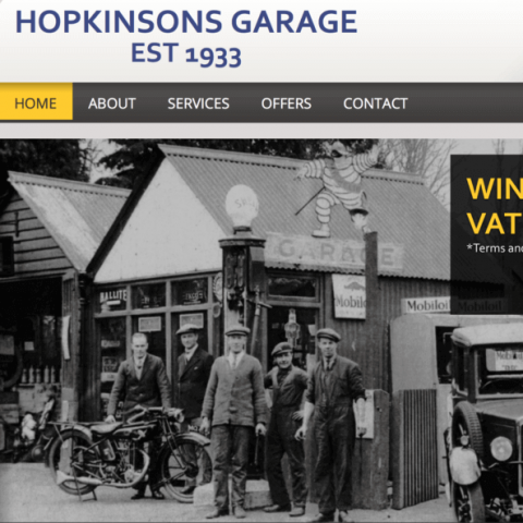 Hopkinson Garage Small Screenshot